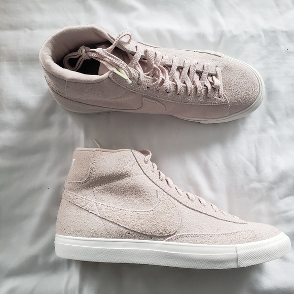 Nike Shoes | Blazer Mid Silt Red Size